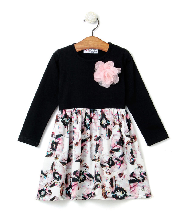 mandy-dresses-black-pink-flower-dress-ac-855-1