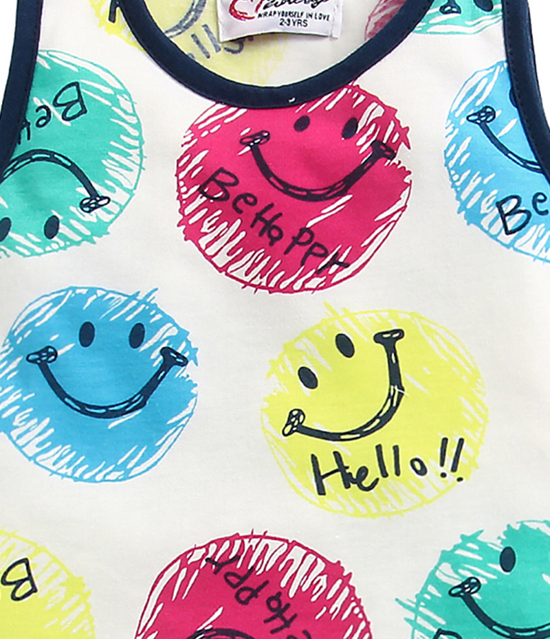 mandy-dresses-colorful-smiley-top-and-shorts-ac-984-4