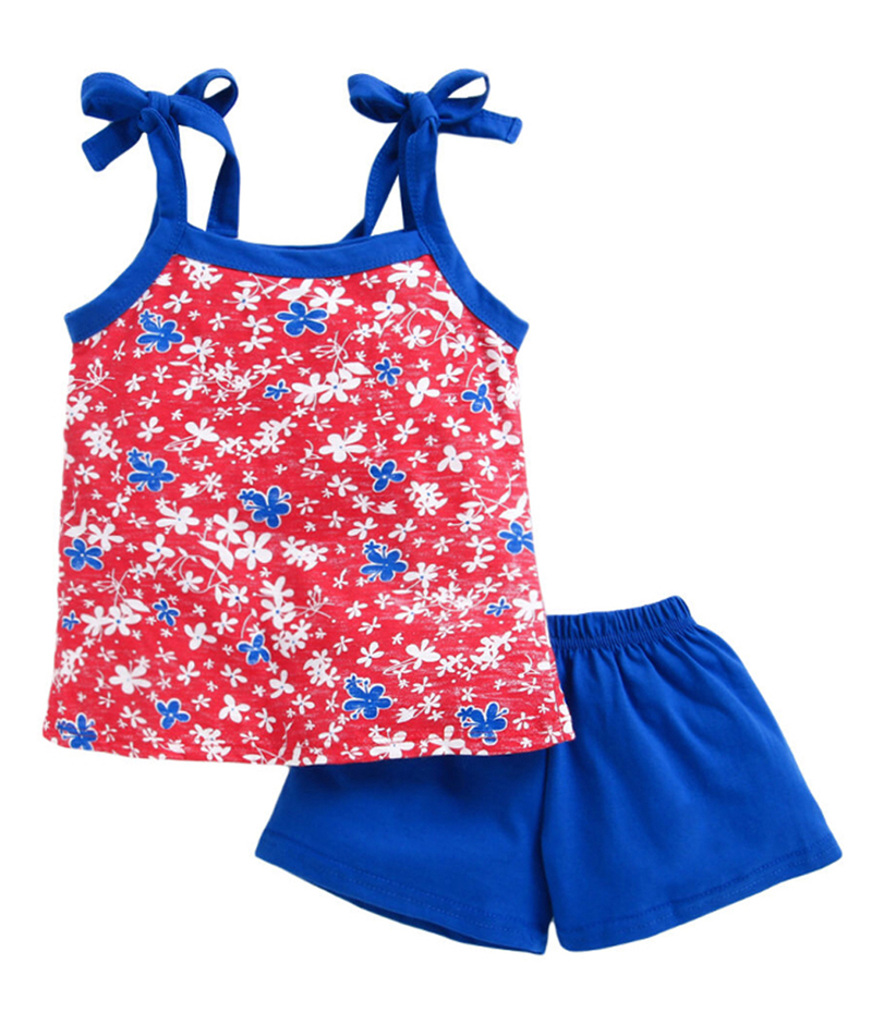 mandy-dresses-floral-red-spaghetti-with-blue-shorts-ac-987-1